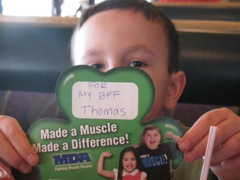 #mdaforthomas Becker MD awareness